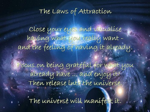 Law of attraction subliminal