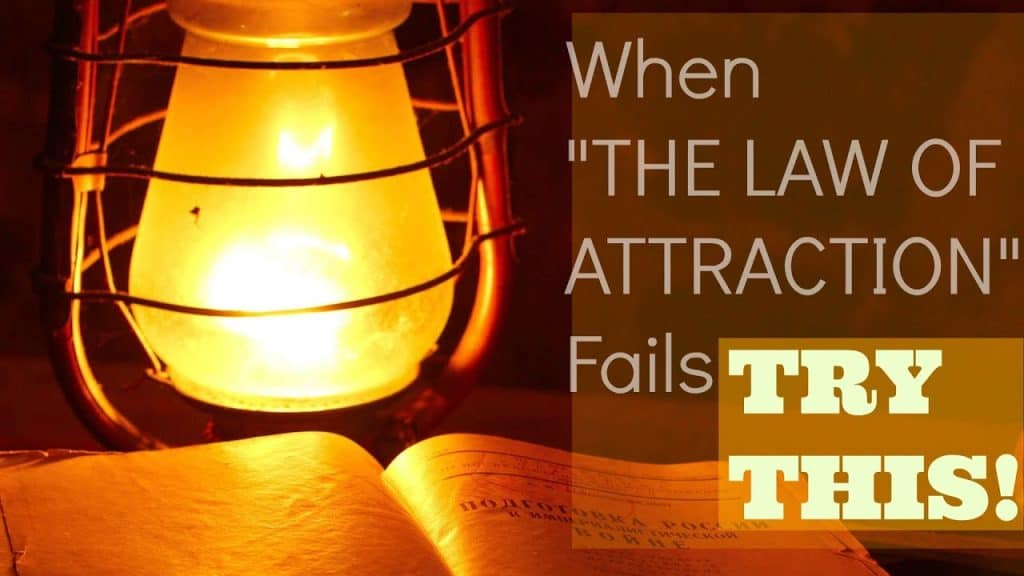 Why Law of Attraction Fails