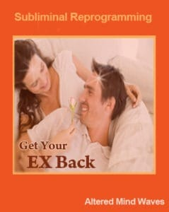 Get your ex back subliminal program