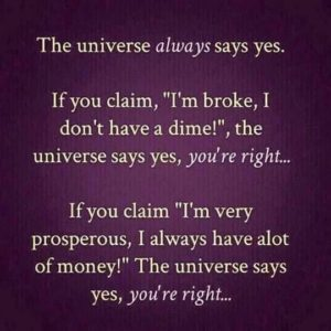 Using Law of Attraction