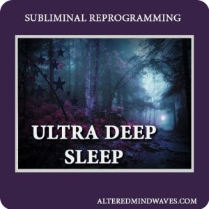Ultra Deep Sleep Subliminal Program