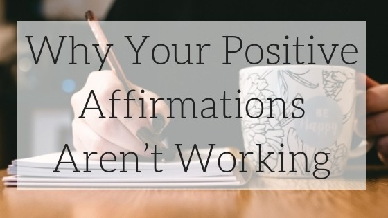 Do Positive Affirmations Work