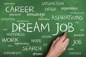 How to use law of attraction to get a job