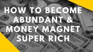 如何立即将财富吸引到您的生活中