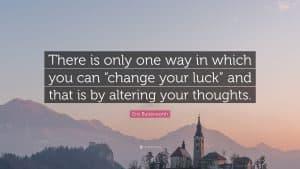 Attract good luck subliminal program