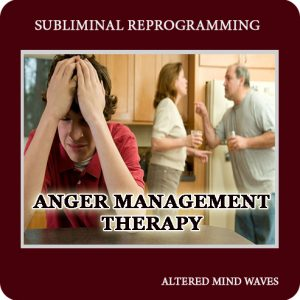 Anger Management Therapy Subliminal Program