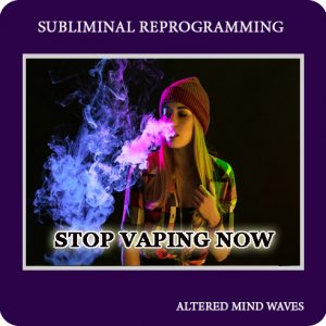 Stop Vaping Subliminal