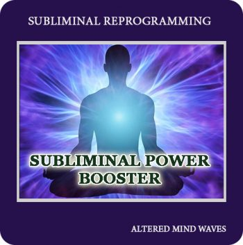 Subliminal Power Booster