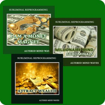 Money Subliminal Bundle V2